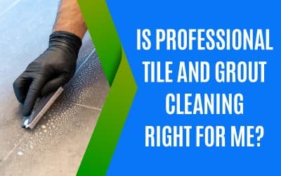 Is Professional Tile and Grout Cleaning Right for Me?